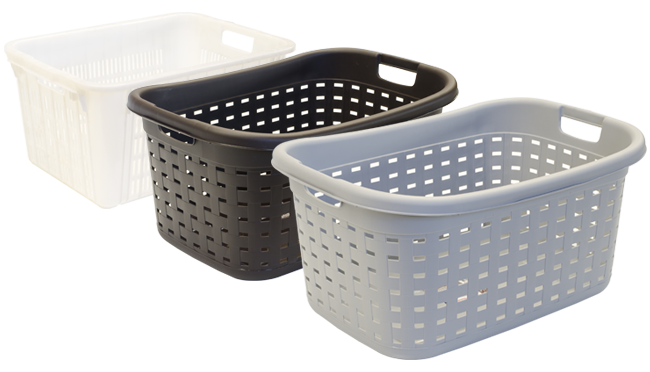 Heavy Duty Utility Amp Weave Laundry Baskets Infocus