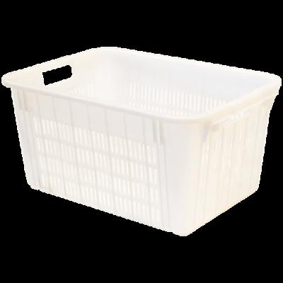 white-basket