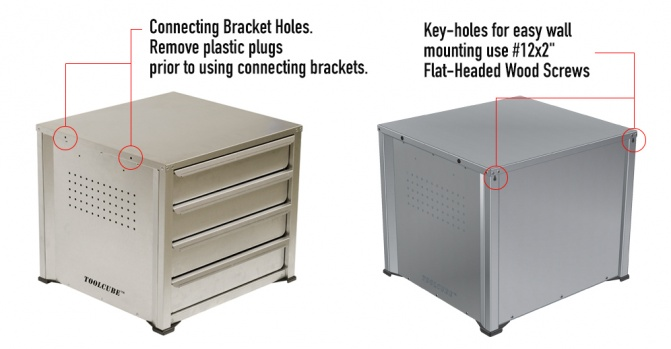 steel tool chests